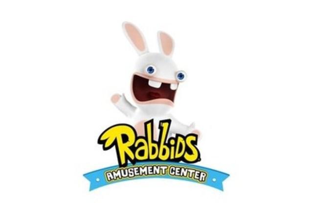 Rabbids Amusement Center (CNW Group/Ubisoft)