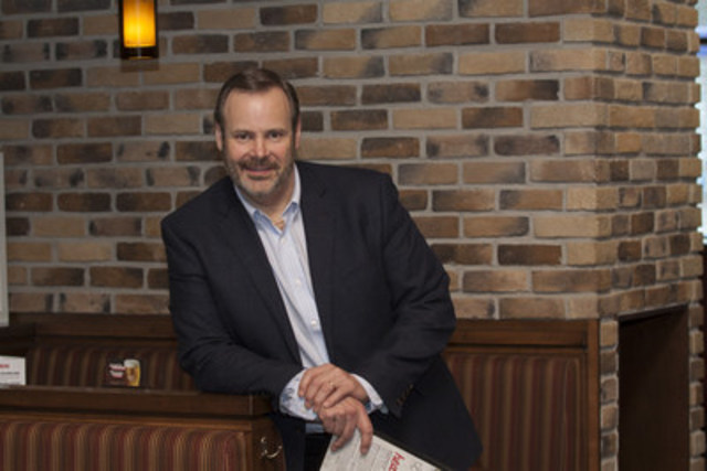 New Brunswick restaurateur Bill Allen is the new Chair of the Board of Restaurants Canada (formerly CRFA) (CNW Group/Restaurants Canada)