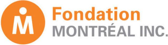 FONDATION MONTRÉAL INC. (CNW Group/Fondation Montréal inc.)