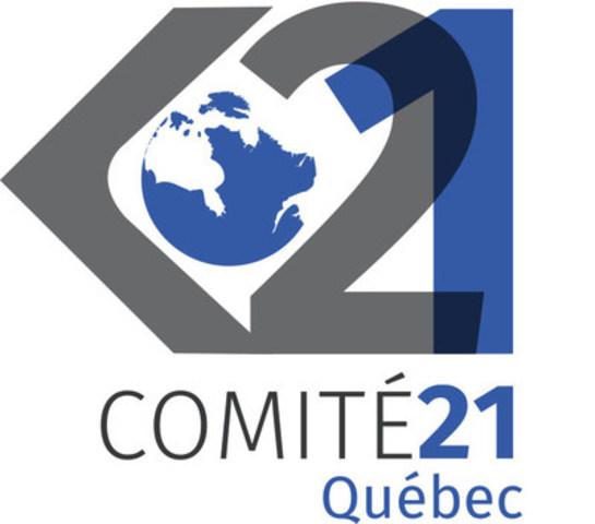 Logo Comité 21 Québec (Groupe CNW/Comité 21 Québec)
