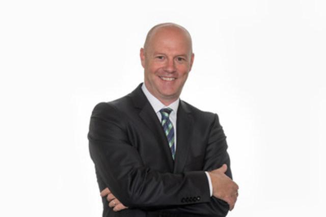 Richard Aubertin : Directeur Général - Sika Canada Inc. (Groupe CNW/Sika Canada Inc)