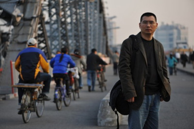 Chinese Dissident Journalist Chang Ping (CNW Group/Canadian Journalists for Free Expression)