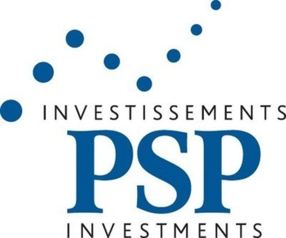 Logo : Investissements PSP (Groupe CNW/Investissements PSP)