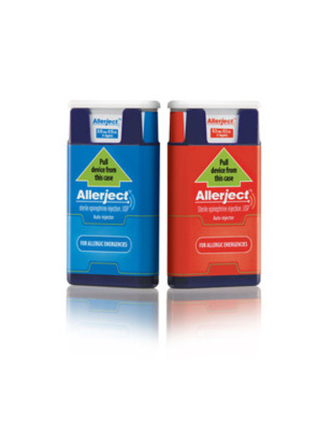 Allerject, Child and Adult dosages (CNW Group/SANOFI CANADA)