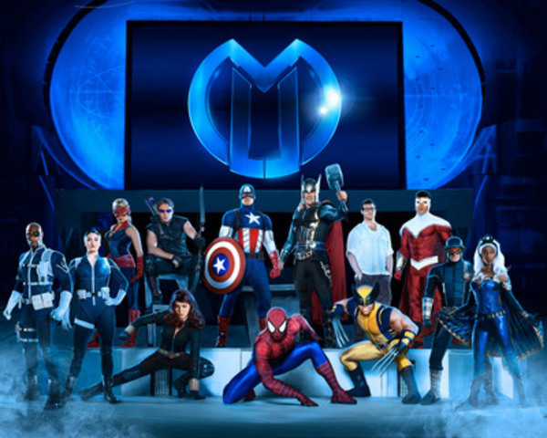 This summer, Marvel Universe LIVE!, the first-ever live Marvel tour, is flying in to eight Canadian cities for an exclusive engagement (CNW Group/Marvel Universe LIVE!)