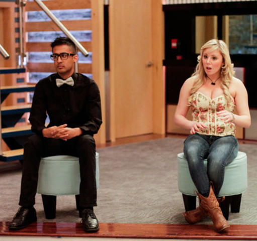 Danielle Alexander becomes second houseguest evicted from Big Brother Canada. (CNW Group/SLICE)