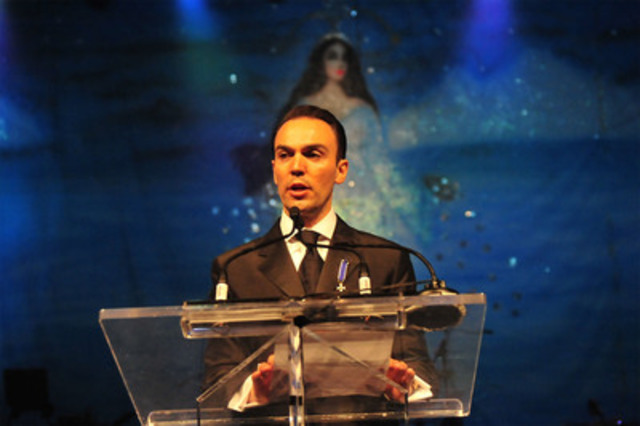 2012 Brazilian Carnival Ball Chair, Mario Silva welcomed guests on Saturday, September 15th to the Metro ...