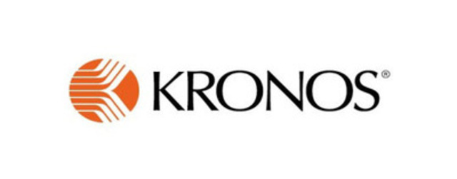 Kronos Incorporated Logo (CNW Group/Kronos Inc.)