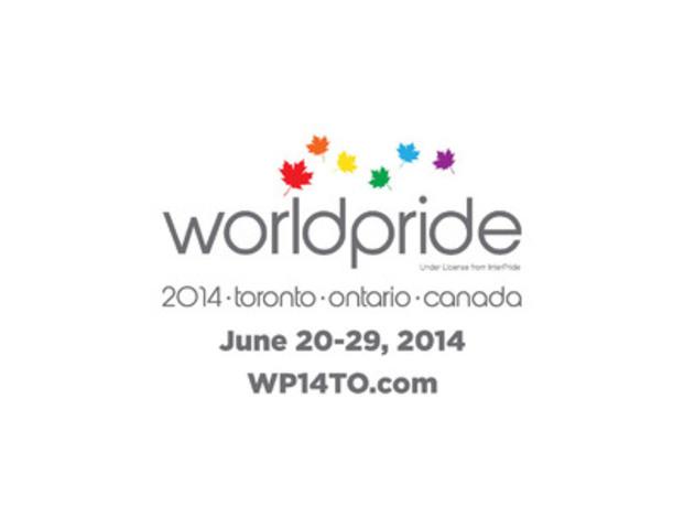WorldPride Announces 2014 International Grand Marshal