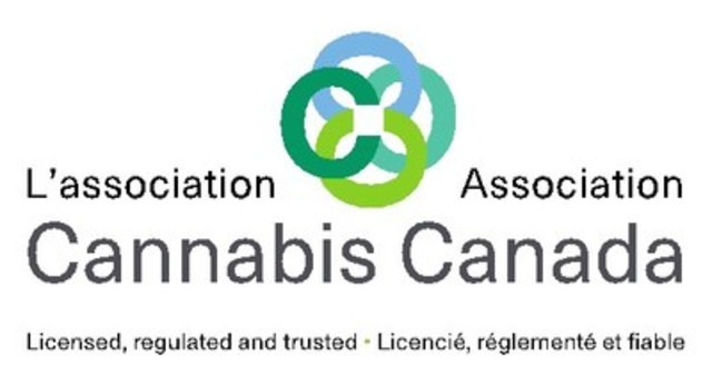 Logo: Cannabis Canada Association (Groupe CNW/Association Cannabis Canada)