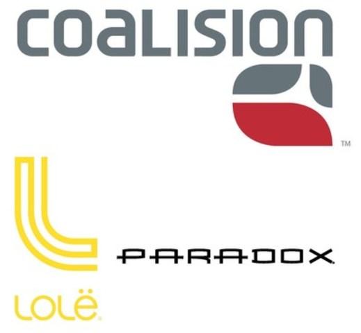 Logo: Coalision - Lolë - Paradox (CNW Group/Coalision)