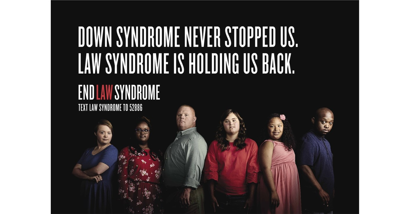 NDSS bring campaign to end law syndrome to Congress