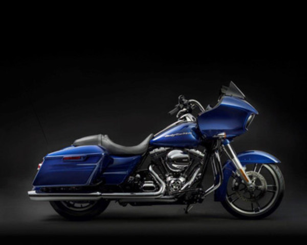 Motocyclette Road Glide® (Groupe CNW/Deeley Harley-Davidson Canada)
