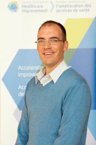 Scott Robertson: Scott Robertson, gestionnaire principal de projet, Transports médicaux, ministère de la Santé et des Services sociaux (MSSS) des Territoires du Nord-Ouest (Groupe CNW/Fondation canadienne pour l'amélioration des services de santé)