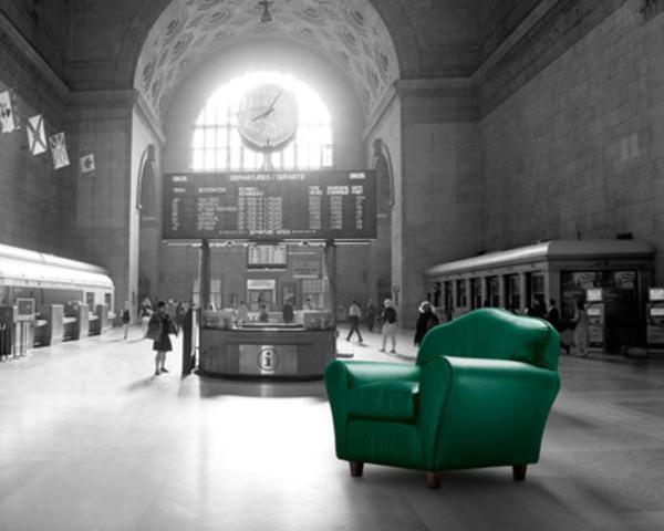 La gare Union nomme le Groupe Banque TD commanditaire-fondateur et partenaire exclusif des services financiers (credit: Scott Ramsay Photography) (Groupe CNW/Groupe Banque TD)