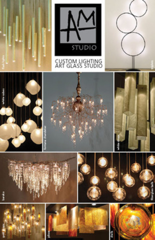AM Studio unveils its 2012 lighting collection (CNW Group/AM Studio)