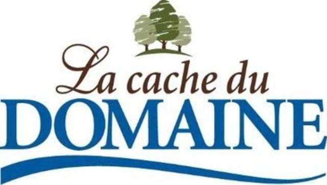 Logo : La cache du Domaine (Groupe CNW/La cache du Domaine)