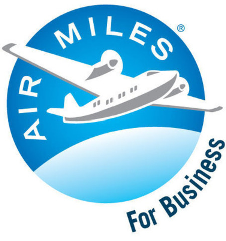 AIR MILES for Business is a new unique facet of the AIR MILES Reward Program especially for the 800,000+ Collectors who are small business owners. (CNW Group/AIR MILES Reward Program)