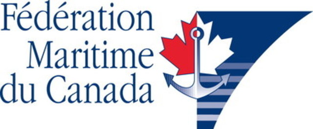Logo : Fédération maritime du Canada (Groupe CNW/Federation Maritime du Canada)