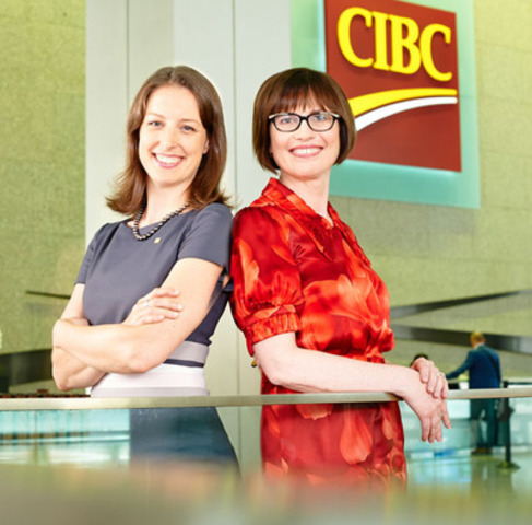 CIBC congratulates all of the recipients of the 2015 Women in Payments Awards including our own Gayle Murdoch, Senior Director, New Business Development, recognized with the 2015 Women in Payments Rising Star Award and Jenny Fagg, Executive Vice-President, Products & Payments, honoured with the 2015 Women in Payments Distinguished Payments Professional Award. (CNW Group/CIBC)