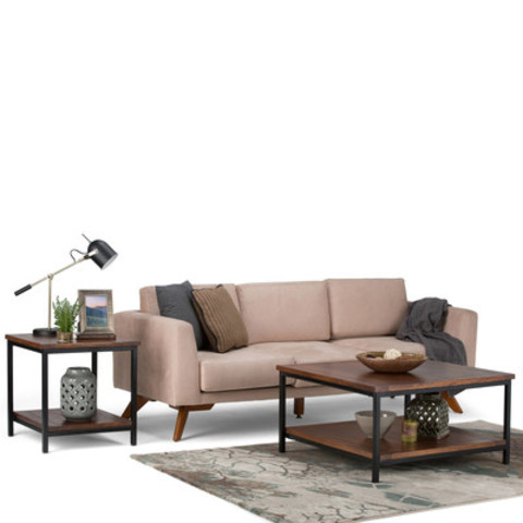 On trend. Hip. Affordable. Simpli Home creates stylish furniture for any wallet. (CNW Group/CCT Global Sourcing Inc)