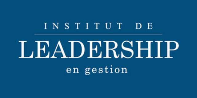 Institut de leadership en gestion (Groupe CNW/Institut de leadership en gestion)