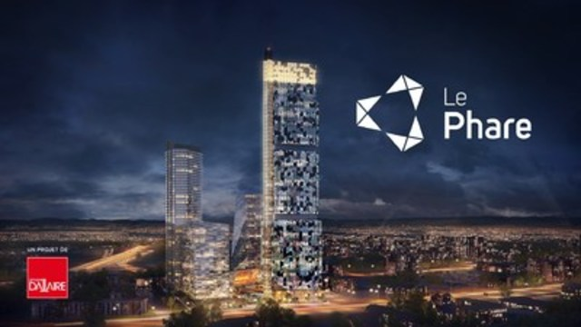 Le Phare évolué (Groupe CNW/Groupe Dallaire inc.)