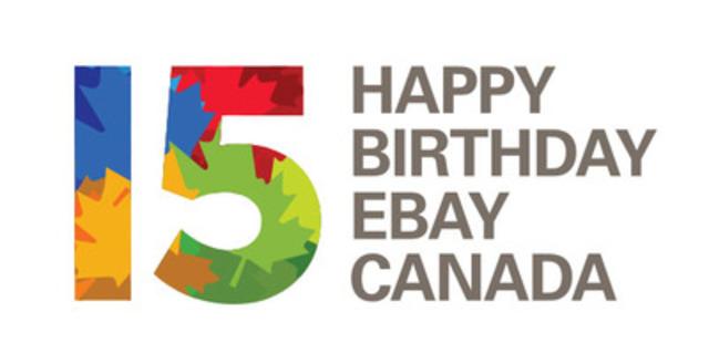 Cnw Ebay Celebrates Its 15th Birthday In Canada