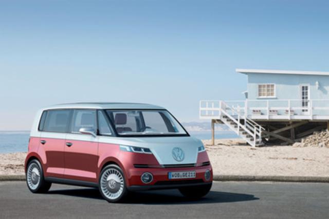 Volkswagen Bulli Concept (CNW Group/Volkswagen Canada Inc.)