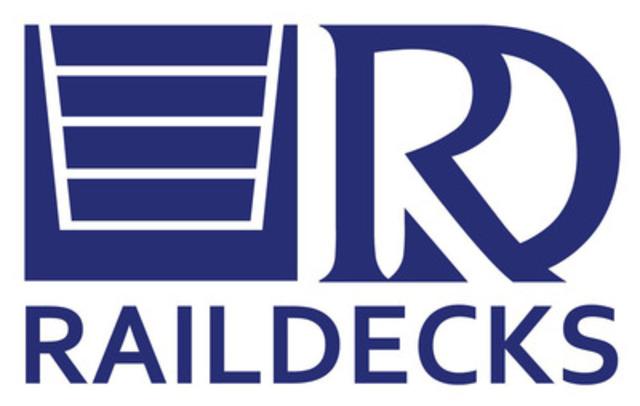 Raildecks logo (CNW Group/Raildecks Intermodal)