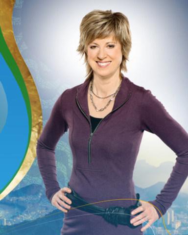 CBC/Radio-Canada, le diffuseur officiel canadien des Jeux Olympiques de Rio 2016, a dévoilé aujourd'hui les premiers détails de sa programmation pour l'événement de l'été. Marie-José Turcotte animera les soirées de Rio 2016 sur ICI Radio-Canada Télé. (Radio-Canada) (Groupe CNW/CBC/Radio-Canada)