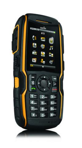 SONIM BOLT XP1520 disponible exclusivement sur le réseau Appuyer-pour-Parler national de Bell. (Groupe CNW/Bell Canada)