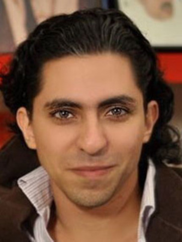 Saudi Arabian blogger Raif Badawi is the recipient of PEN Canada's One Humanity award. (CNW Group/PEN Canada)
