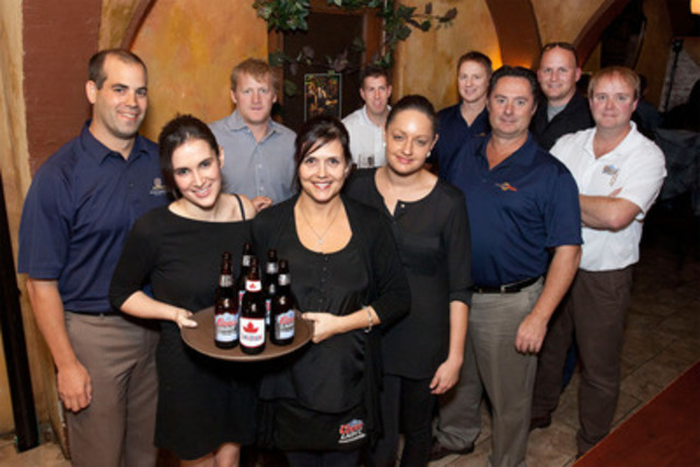 To underscore the fifth anniversary of the Moncton brewery, Molson Coors and employees committed to giving back  ...