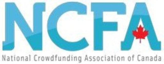 National Crowdfunding Association of Canada logo (CNW Group/National Crowdfunding Association of Canada (NCFA Canada))