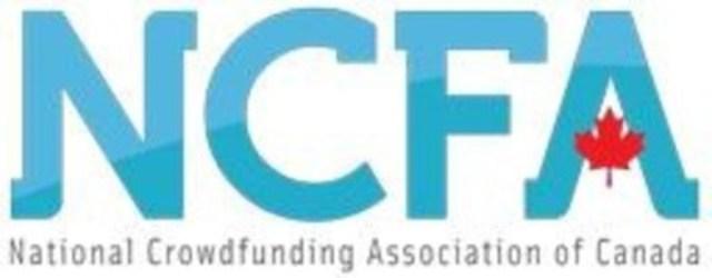 National Crowdfunding Association of Canada logo (CNW Group/National Crowdfunding Association of Canada (NCFA Canada))