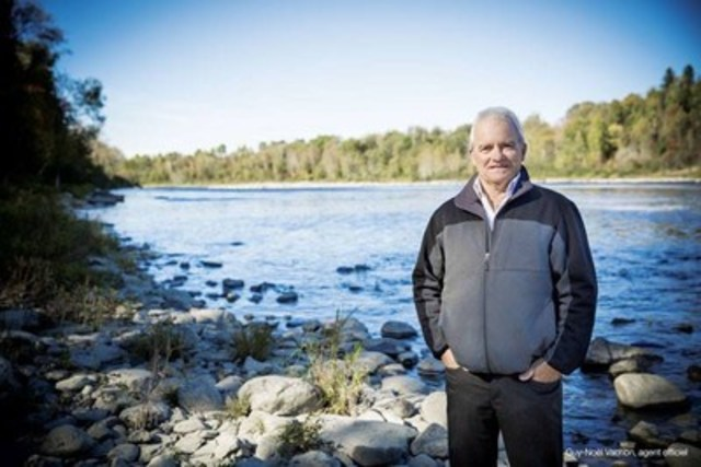 Le Parti Québécois présente Renaud Fortier dans la circonscription de Beauce-Sud (Groupe CNW/PARTI QUEBECOIS)