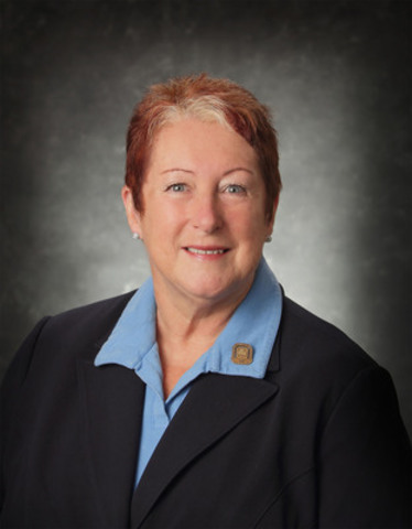 Newly installed Chief Commissioner Sharron Callahan has been an active Member of Girl Guides for many years and brings a wealth of knowledge and experience to the top role at Girl Guides of Canada. (CNW Group/Girl Guides of Canada)