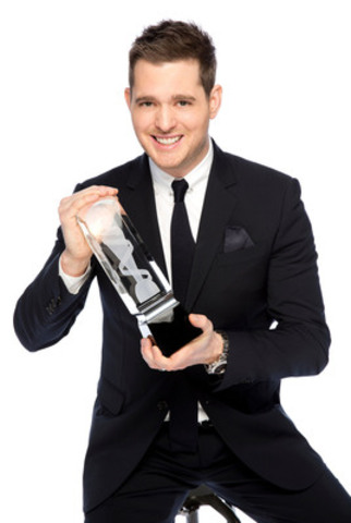 Michael Bublé to Host CTV's Broadcast of THE 2013 JUNO AWARDS, April 21 (CNW Group/Bell Media)