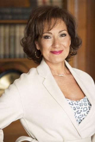 Danièle Henkel, Présidente Les Entreprises Daniele Henkel (Groupe CNW/Réseau des Femmes d'affaires du Québec Inc.)