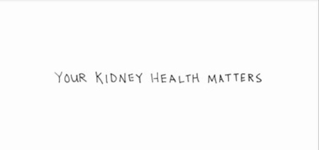 Kidney Matters illustrated video