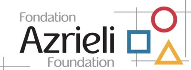 La Fondation Azrieli (Groupe CNW/Azrieli Foundation)