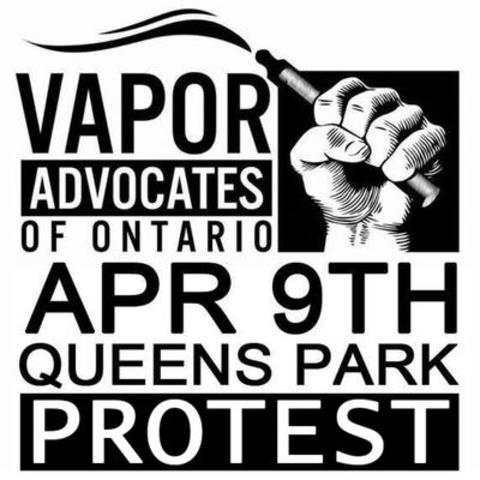 Vapor Advocates of Ontario (CNW Group/Vapor Advocates of Ontario)