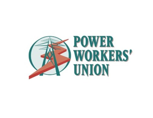 Power Workers' Union (CNW Group/Power Workers& Union) (CNW Group/Power Workers' Union)