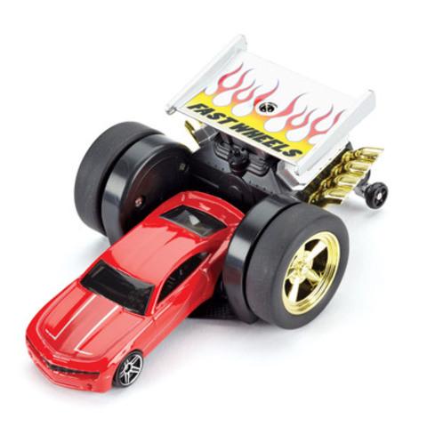 Ensemble pour voiture téléguidée Fast Wheels de MXS (Groupe CNW/Zellers Inc. - Francais)