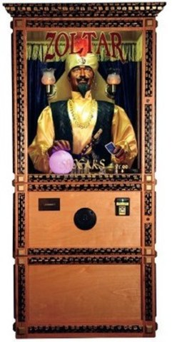 POLLARD BANKNOTE'S WORLDWIDE EXCLUSIVE ZOLTAR® LICENSE (CNW Group/Pollard Banknote Limited)