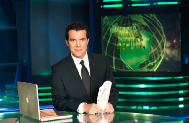Rick Mercer of The Rick Mercer Report Tuesdays 8 pm (830 NT) (CNW Group/Canadian Broadcasting Corporation)