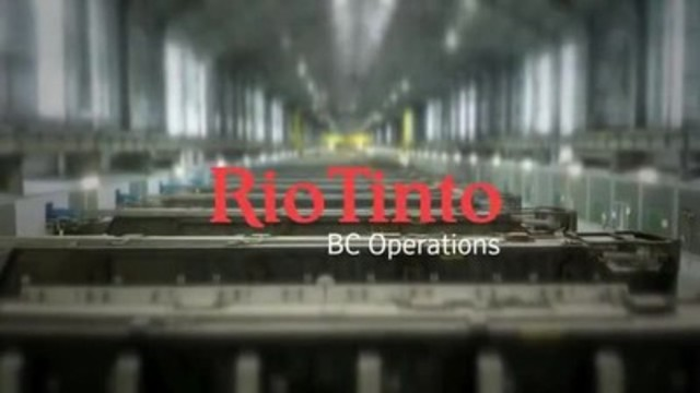 Rio Tinto's modernised Kitimat smelter begins production