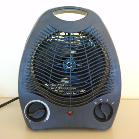Everyday Essentials (TM) Space Heater with Fan 750W/1500W (CNW Group/Loblaw Companies Limited)