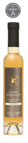 Silver medal - Vin de Glace Pinot Gris 2012. (CNW Group/Vignoble Coteau Rougemont)